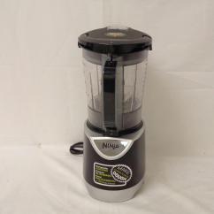 Ninja Kitchen System Pulse Bl201 Ultima 30 Blender Juicer Mixer