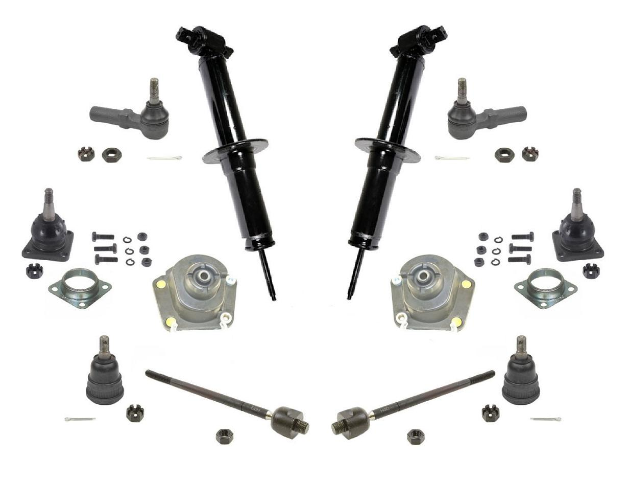 93 02 Camaro Firebird Inner Outer Tie Rod Ends Ball Joints