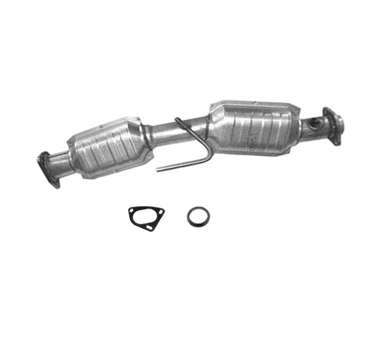95-98 Explorer 4.0L V6 Vin X OHV Engine REAR Catalytic