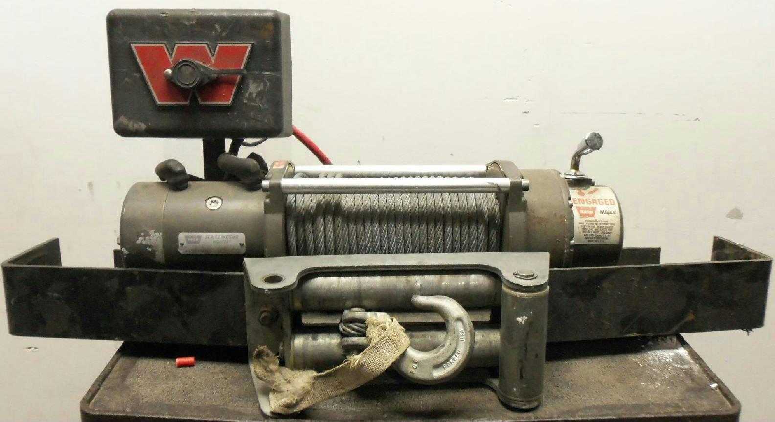 warn winch wiring diagram xd9000i tvs fiero f2 model 25314