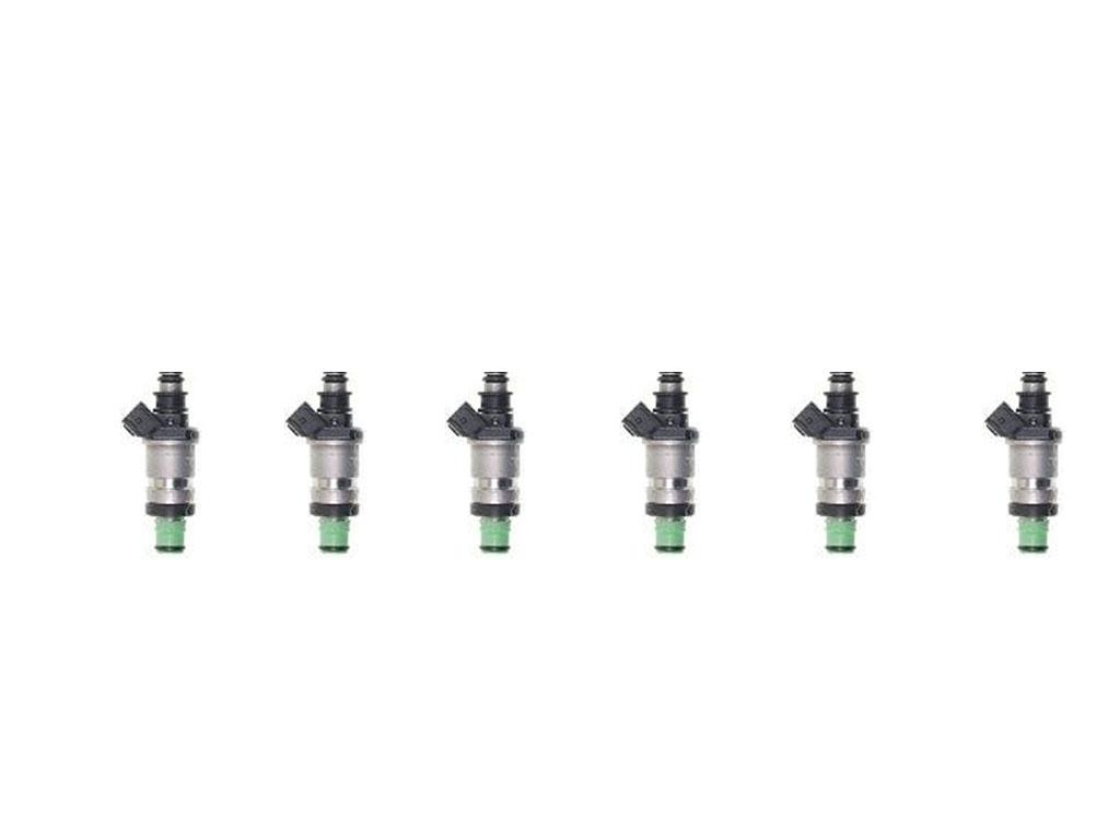 2000-2004 Acura RL 6 Fuel Injectors 3.5L, C35A1 6/ MP55061