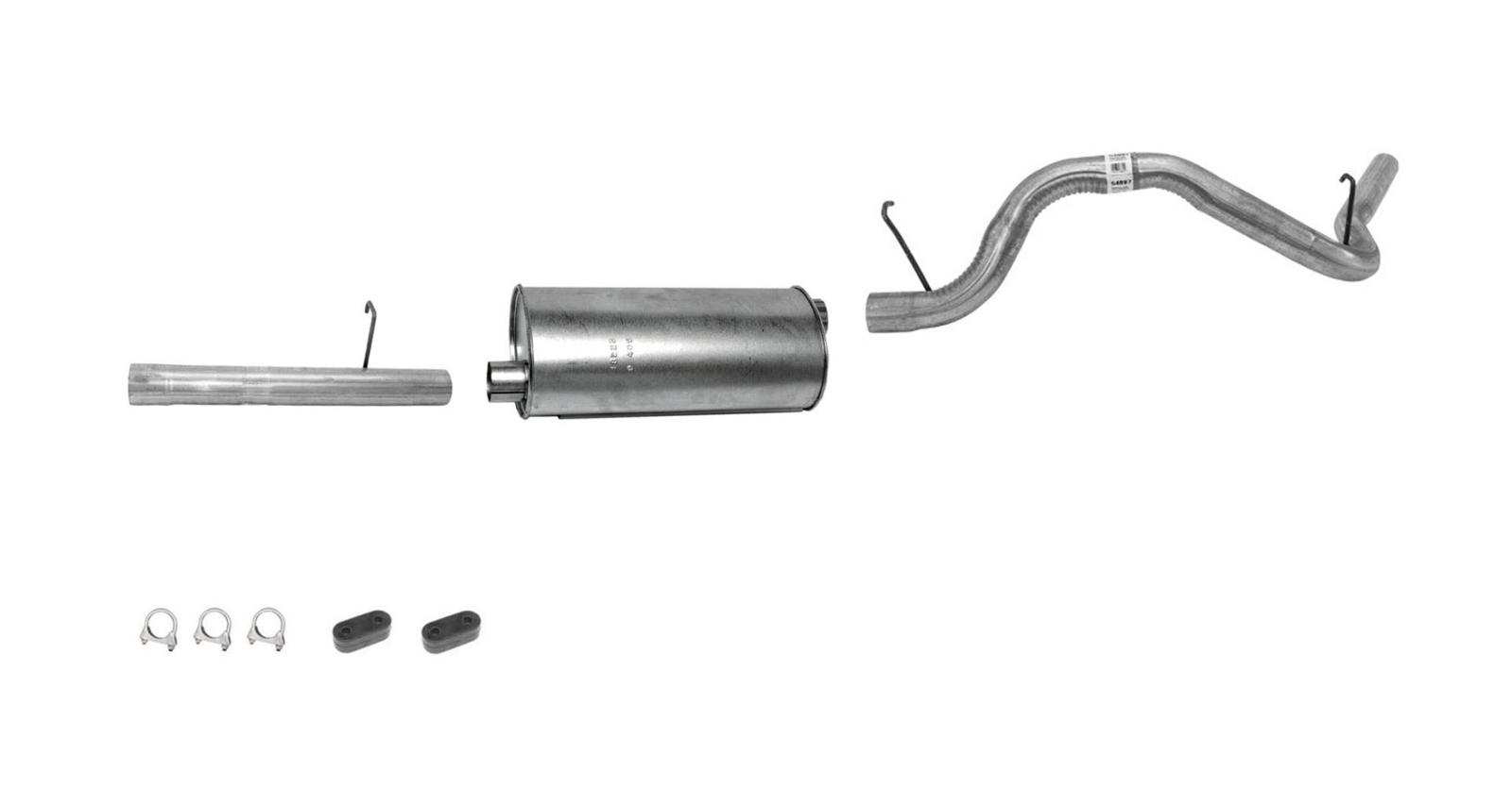 Universal Catalytic Converter Replacement