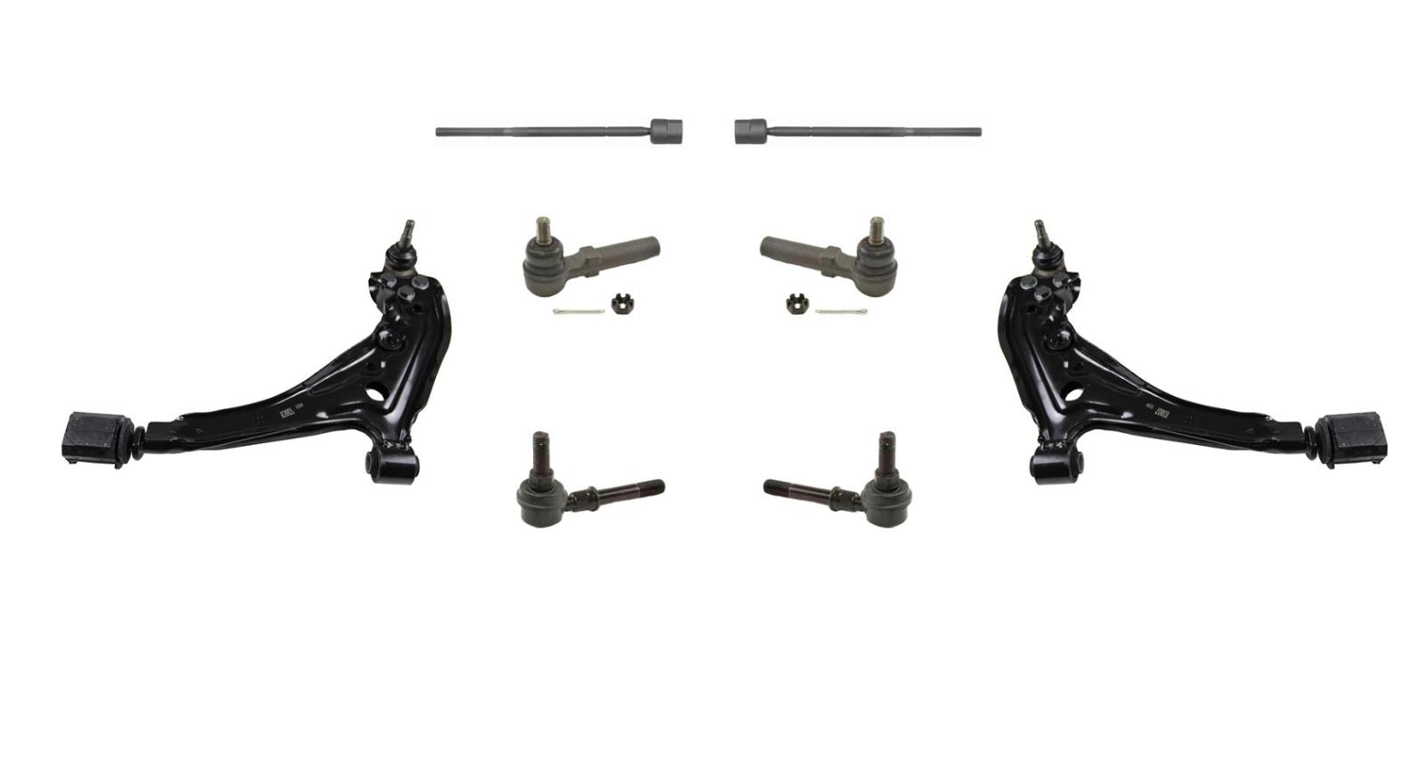 100% New Front Steering Chassis 10pc Kit for Nissan Quest