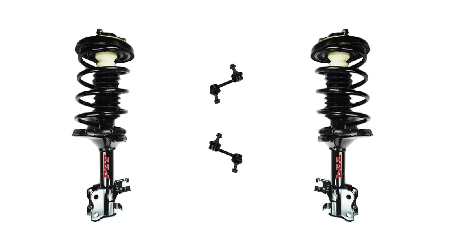 06-09 Fusion Milan 2.3L FWD (2) Front Quick Spring Strut