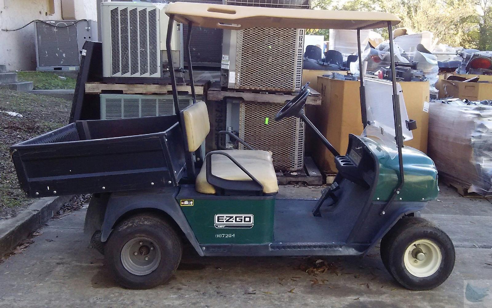 Car Golf Carts Ez Go Workhorse