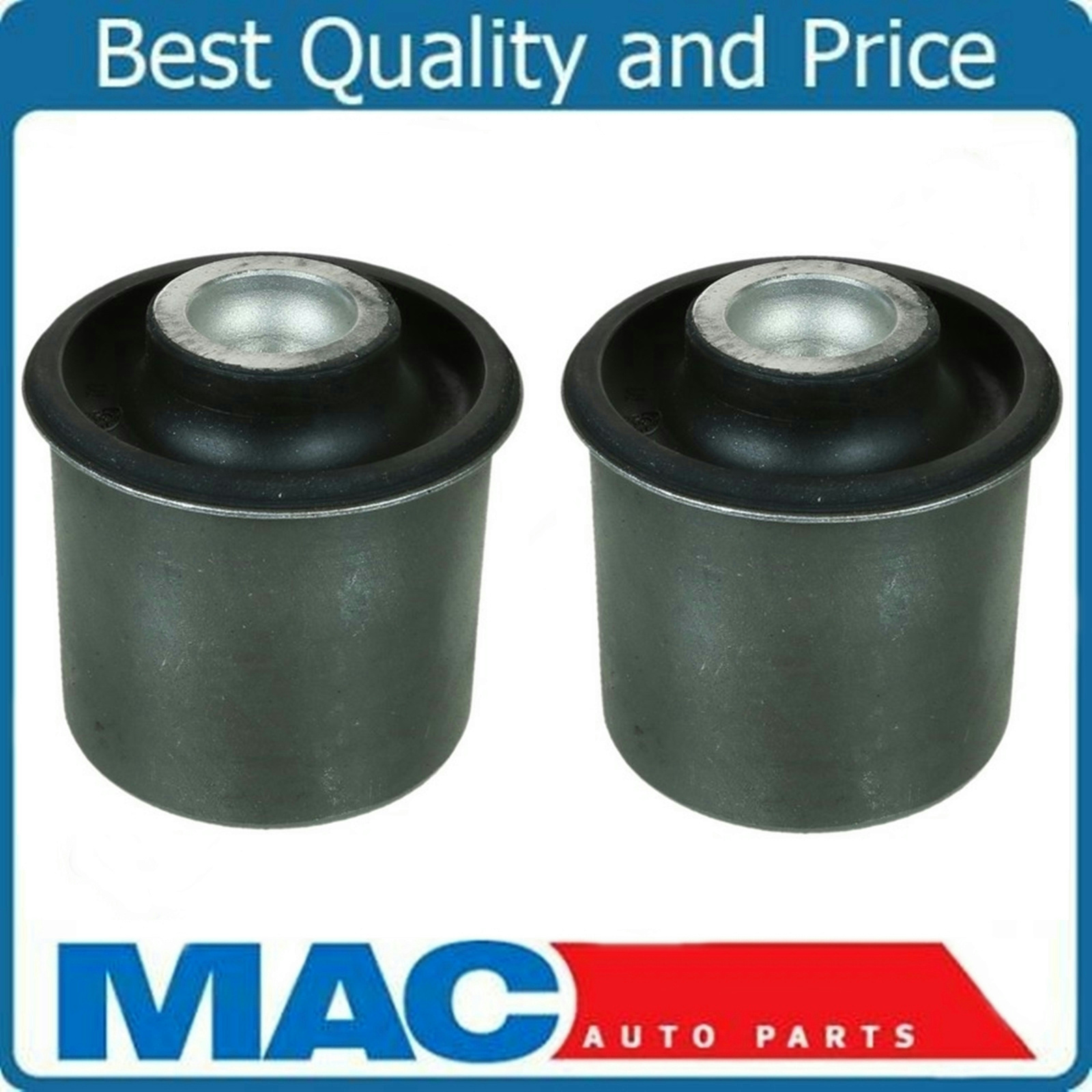 hight resolution of details about rear suspension axle pivot trailing arm bushing pair for chevy pontiac suzuki