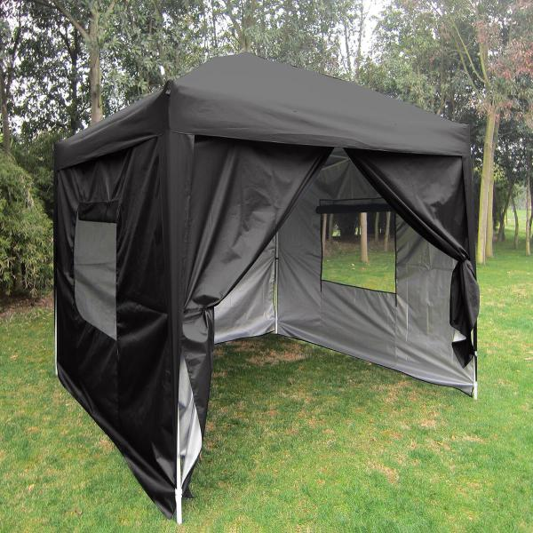 Quictent Privacy 8'x8' Screen Curtain Pop Party Tent