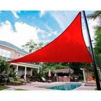 Quictent 12' 16.5' 18' 20' Triangle Sun Shade Sail Outdoor ...