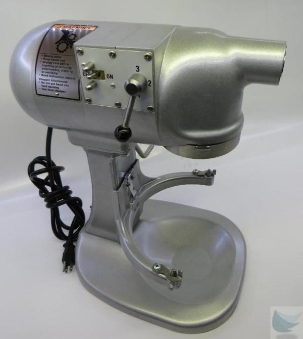 Hobart N50 5-quart 3-speed Commercial Mixer Tested