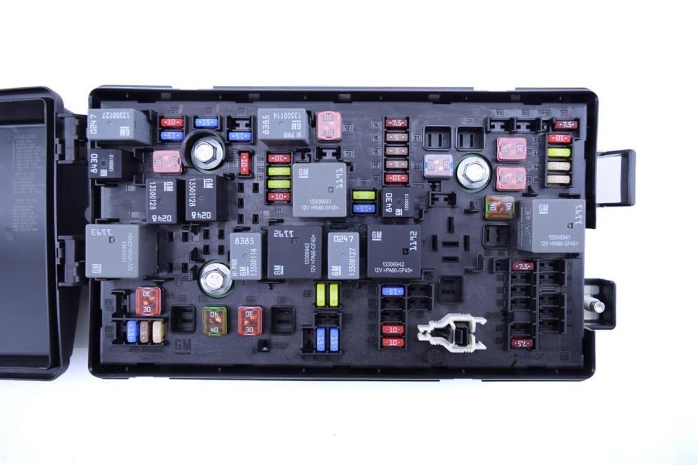 medium resolution of  new gm chevy 2012 2015 camaro engine fuse relay box block loaded