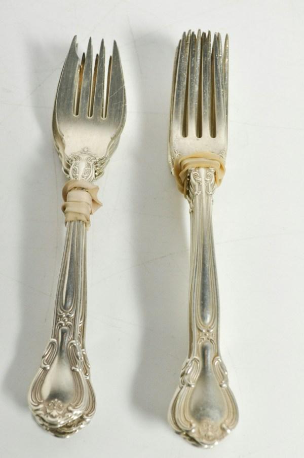Vintage Gorham Sterling Silver Flatware Lot