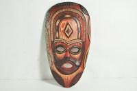Handcrafted Swaziland African Kenyan Wall Hanging Art Mask ...