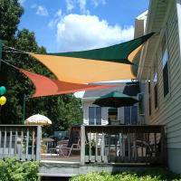Quictent 12/18/20 FT Triangle Sun Shade Sail Patio Pool ...
