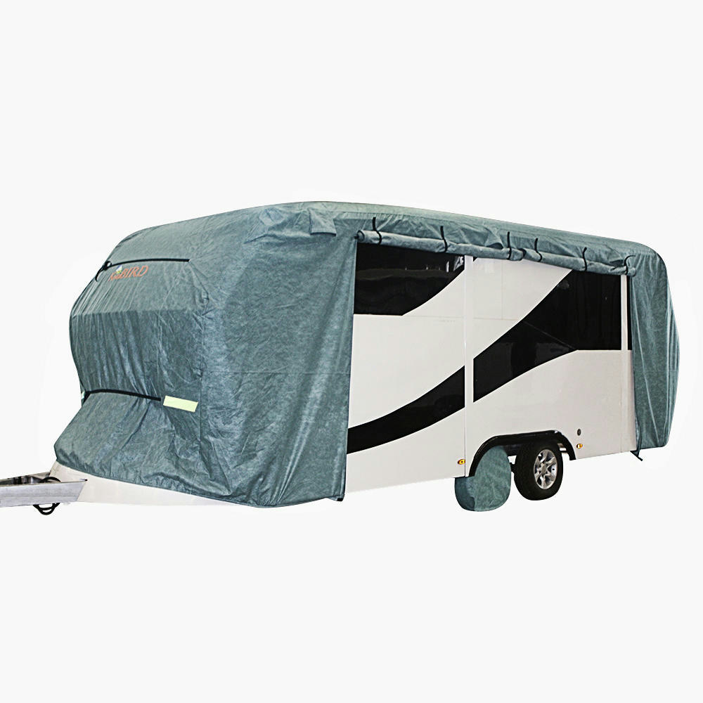 Kingbird 2224 Extrathick 4Ply Camper Travel Trailer RV Cover  4 Tire Cover  eBay