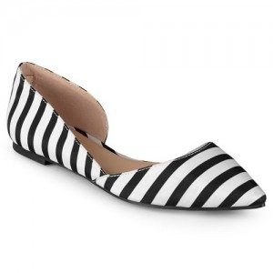 journee_BlackStripe_shoes