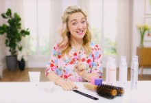 Nicole sharing common hair mistakes every Type 1 woman makes