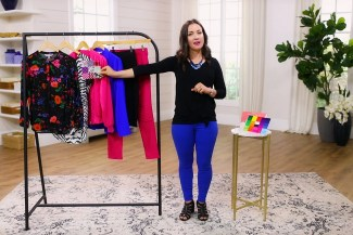 Kalista shows how to make 8 outfits from 8 items