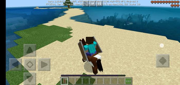 New Player Animation V0.4.3!   Minecraft PE Mods & Addons