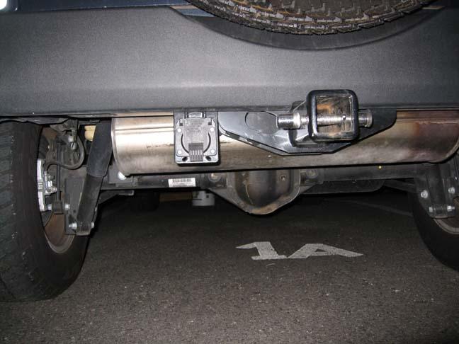 Trailer Wiring Harness Jeep Tj