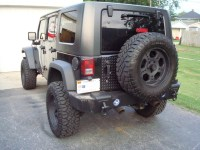 Goodyear Wrangler Mt R Tire With Kevlar On Tire Rack ...