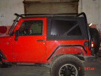 Homemade roof rack - JK-Forum.com - The top destination ...