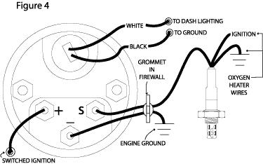 461 how to install an auto meter sport comp 5in tachometer w shift autometer sport comp fuel gauge wiring diagram at fashall.co