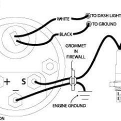 Autometer Air Fuel Ratio Gauge Wiring Diagram Slip Ring Induction Motor How To Install An My Pro Street On A 3 Wire Sensor There Are Generally 2 Wires The Same Color For Heater Connect One Ground And Other Switched 12v Source