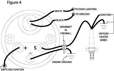 autometer cobalt air fuel gauge wiring diagram