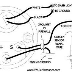 Stewart Warner Volt Gauge Wiring Diagram 2006 Harley Davidson Diagrams Voltmeter All Data Sun Super Tachometer Ii