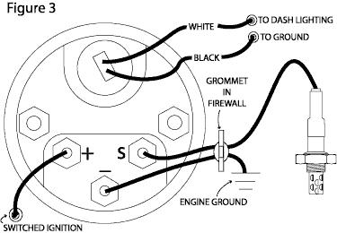 Mercury Wiring Diagram Faria Trim Gauges