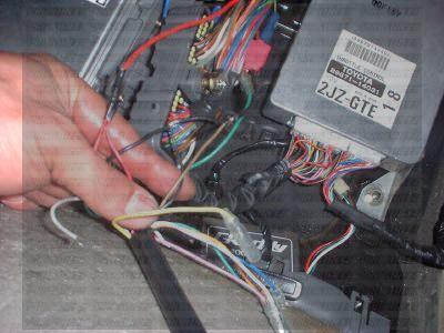 2jzgte Wiring Harness How To 2jzgte Super Afc Install My Pro Street