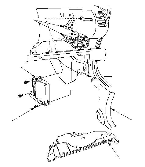 Scion Tc Knock Sensor Location. Scion. Auto Fuse Box Diagram