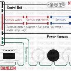 Glowshift Egt Gauge Wiring Diagram 2005 Ford Escape Pcm Defi Diagram, Defi, Get Free Image About