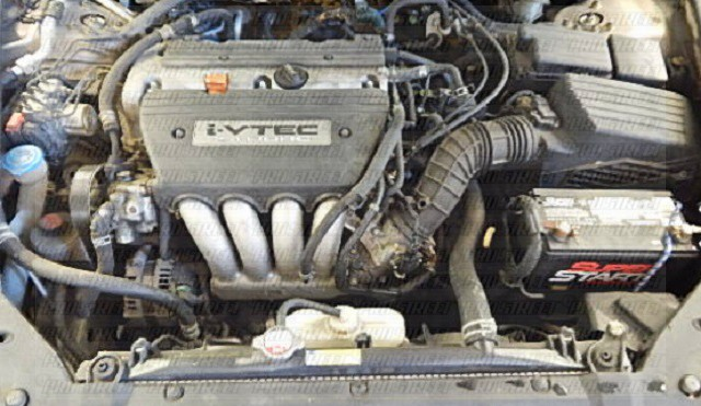 2008 Honda Civic Transmission Hose