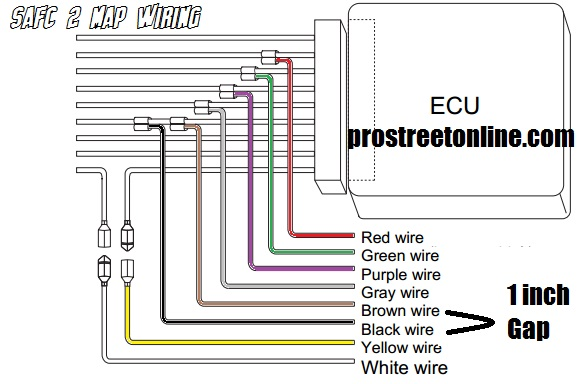 afc neo wiring diagram 6 2 volleyball offense how to install a safc in bb6 honda prelude