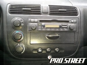 How To Honda Civic Stereo Wiring Diagram  My Pro Street