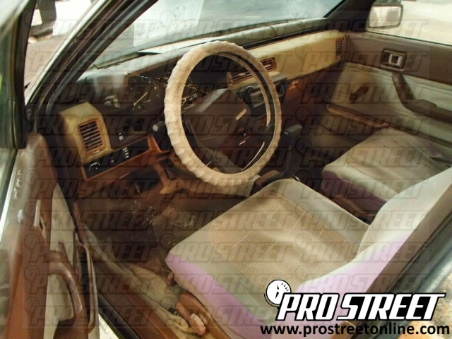 1996 nissan pickup radio wiring diagram home cinema how to toyota camry stereo my pro street 1983