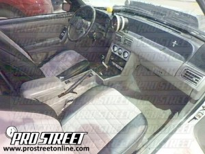 How To Ford Mustang Stereo Wiring Diagram  My Pro Street