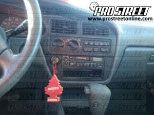 How To Toyota Camry Stereo Wiring Diagram  My Pro Street