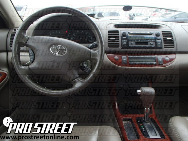 2016 Toyota Stereo Wiring Diagram