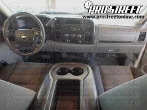 How To Chevy Silverado Stereo Wiring Diagram