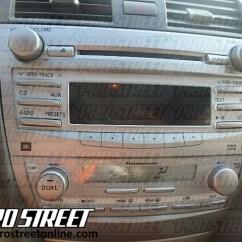 2001 Toyota Celica Radio Wiring Diagram 1998 Dodge Ram How To Camry Stereo - My Pro Street