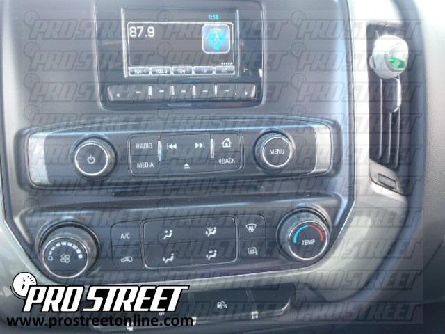 kenwood double din wiring diagram honeywell truesteam humidifier help on silverado stereo install | autos post