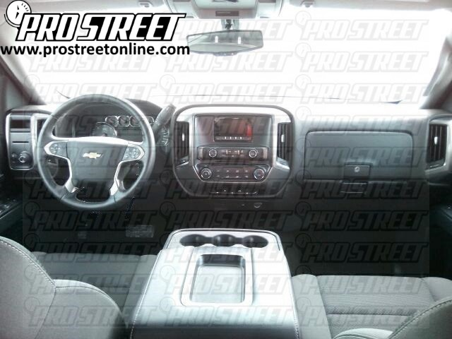 2004 Chevy Colorado Stereo Installation Diagram Autos Post