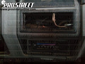 2004 ford f250 lariat radio wiring diagram what is a spider how to f150 stereo my pro street 1986
