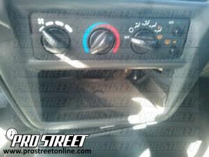 2000 Chevy Cavalier Audio Wiring Diagram