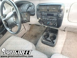 how to ford ranger stereo wiring diagram - my pro street 02 ford ranger stereo wiring
