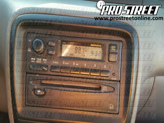 ford super duty radio wiring diagram 2002 explorer rear suspension how to honda crv stereo my pro street 1997