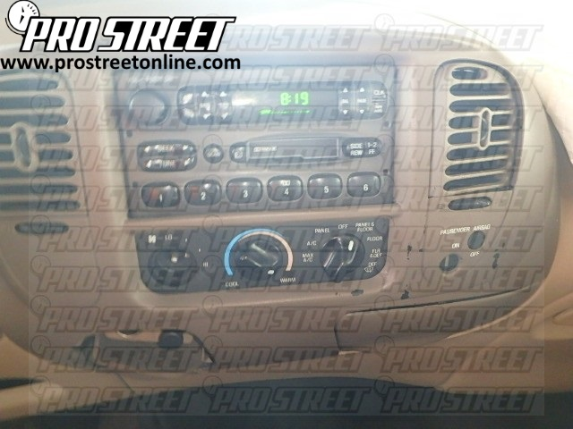 Ford F150 Radio Wiring Diagram Wiring Diagram 1993 Ford F150 Radio