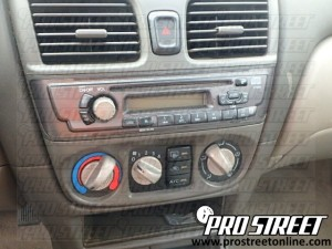 2001 nissan sentra wiring diagram central heating gravity hot water stereo my pro street 2002